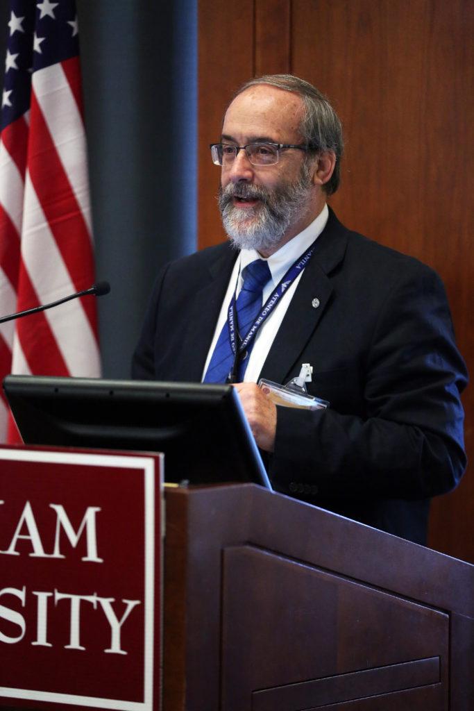 Dr. Henry Schwalbenberg.