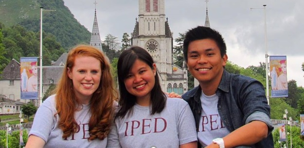 Arrupe Fellowship | FORDHAM | IPED